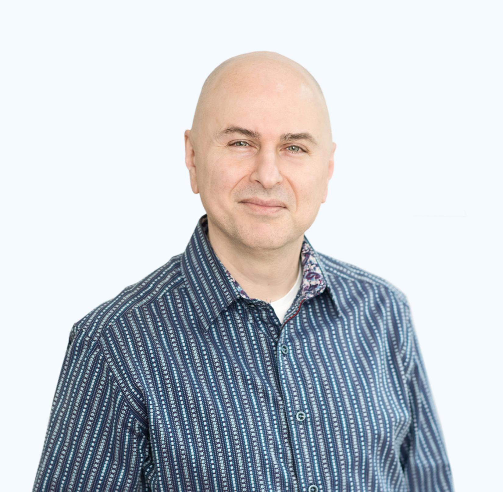 Oleg Gorelik photo